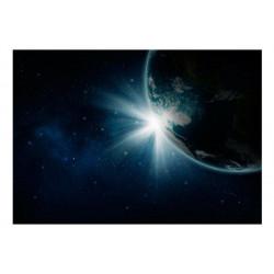 Selvklæbende fototapet - Earth