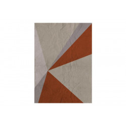 Fototapet - Triangles -...