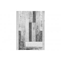 Fototapet - Gray labyrinth