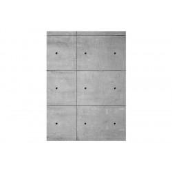 Fototapet - Gray domino