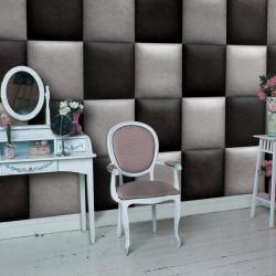 Fototapet - Leather chessboard
