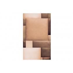 Fototapet - Leather mosaic