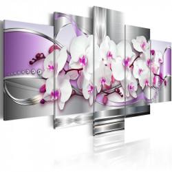 Billede - Orkidé og fantasi