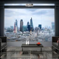 Fototapet - City View - London