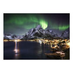 Fototapet - Aurora borealis