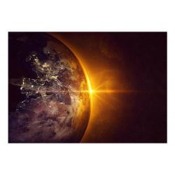 Fototapet - Golden Earth