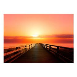 Fototapet - Sunset Ceremony