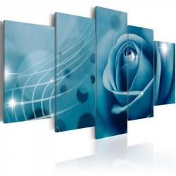 Billede - Blue beauty