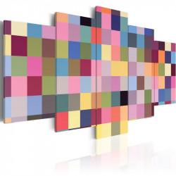Billede - Gallery of colors