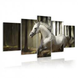 Billede - Horse running