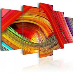 Billede - Colorful strips...
