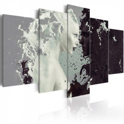 Billede - Black or white? -...
