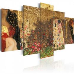 Billede - Klimt's muses