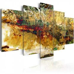 Billede - garden: abstract