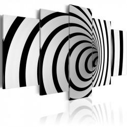 Billede - A black & white hole