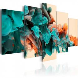 Billede - Fury af farver