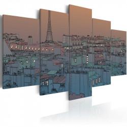 Billede - Paris - the...