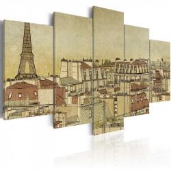 Billede - Parisian past...