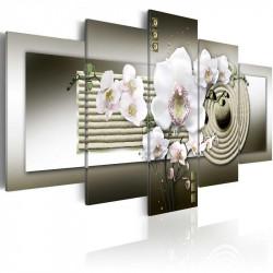Billede - Orchid and zen...