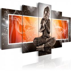 Billede - Buddha and ornaments