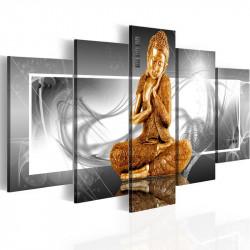 Billede - Buddhist prayer