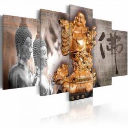Billede - Smile to Buddha!