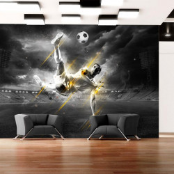 Fototapet - Football legend