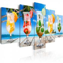 Billede - Summer drinks