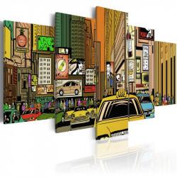 Billede - The streets of...