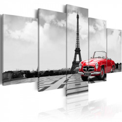 Billede - Parisian car