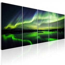 Billede - Green Sky I
