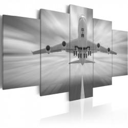 Billede - Flyplan