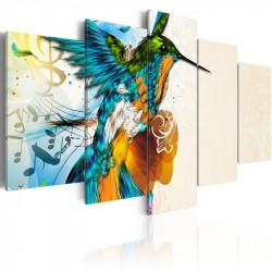 Billede - Bird's music - 5...