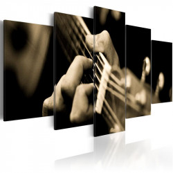 Billede - Klassisk guitar