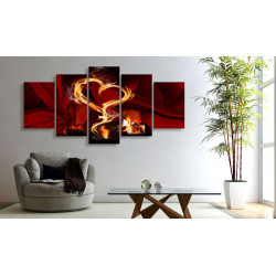 Billede - Flames of love:...