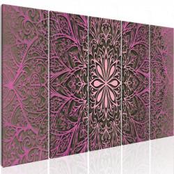 Billede - Pink Mandala