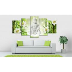 Billede - Buddha and jasmine