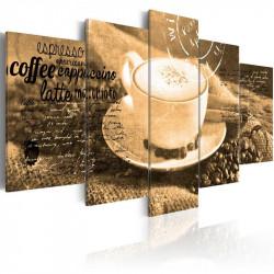 Billede - Coffe, Espresso,...