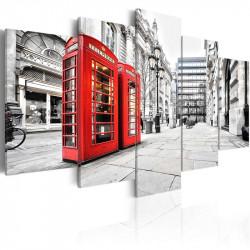 Billede - Street of London