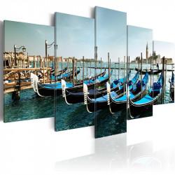 Billede - A canal in Venice