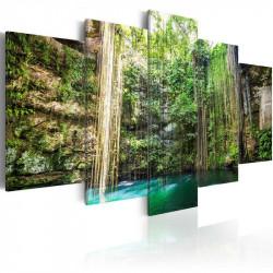 Billede - Waterfall of Trees