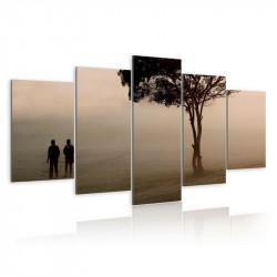 Billede - A walk in the fogg