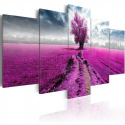 Billede - Purple Land