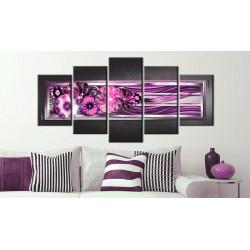 Billede - In pink waves