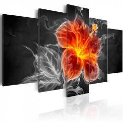 Billede - Smoky flower