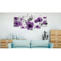 Billede - Purple dissonance