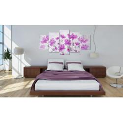 Billede - Purple Flowers