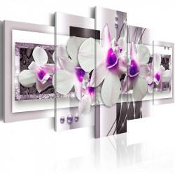 Billede - With violet accent