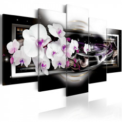 Billede - Orchids on a...