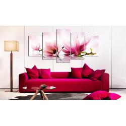 Billede - Magnolias: pink...